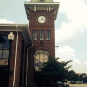 Gaffney Tower Clock