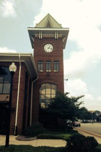 Tower Clocks and Bell Renovation for City Hall Gaffney, SC