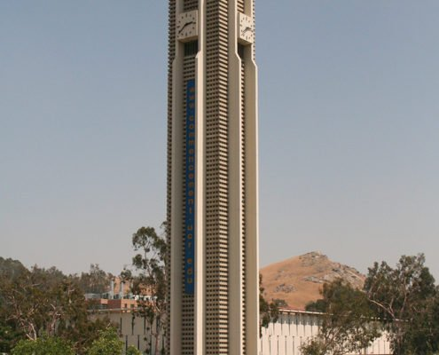 Carillon Bells University California Riverside