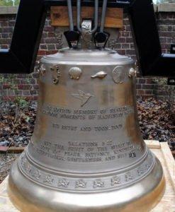 Church Bell Gift