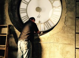 Tower Clock Service and Restoration