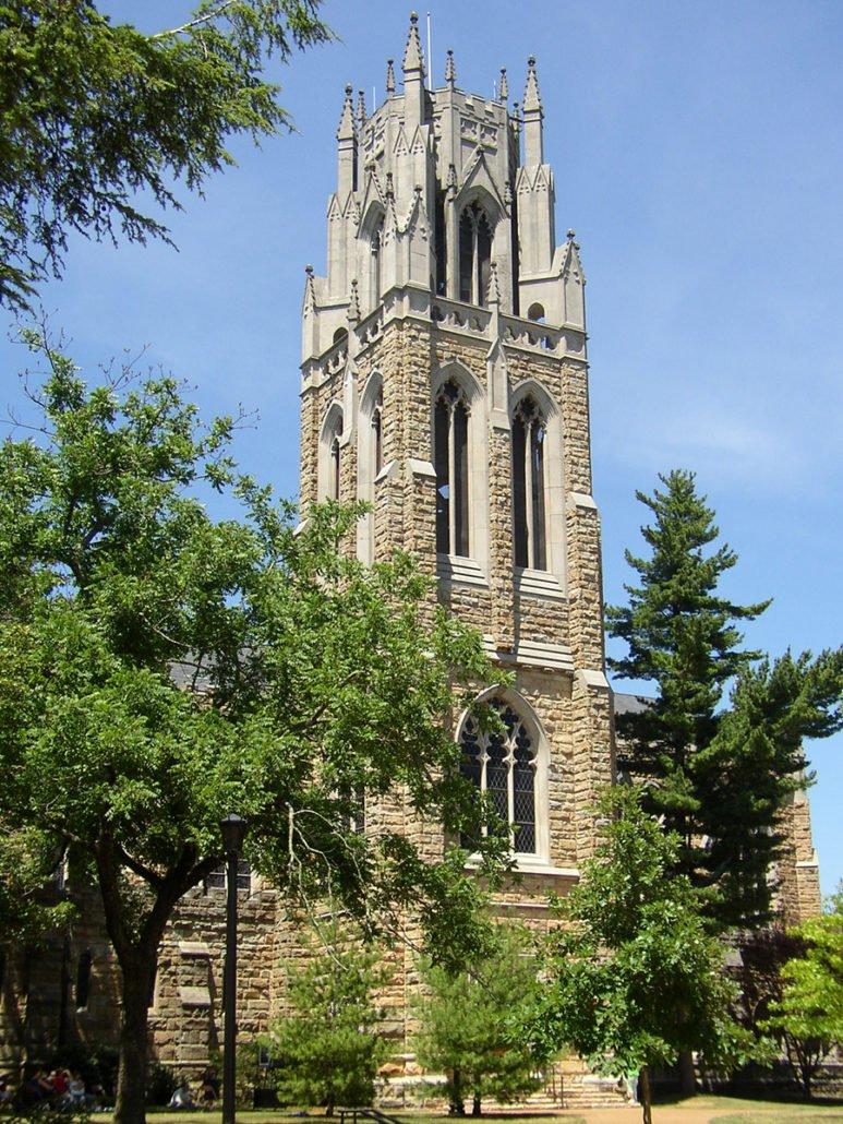 University Tennessee Sewanee Carillon Bell Tower