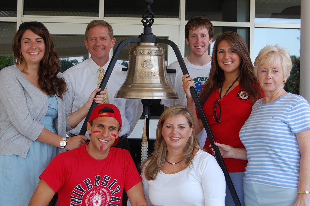 Senior Class Bronze Bell Ceremony