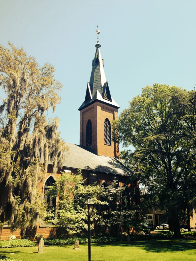 Carillon Bells Project Christ Church New Bern NC
