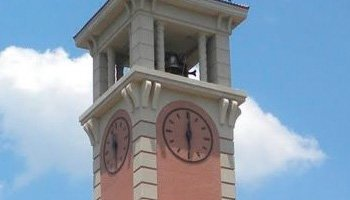 University Bell Clock Tower