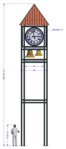 The Classic Clock Tower Architectural Design