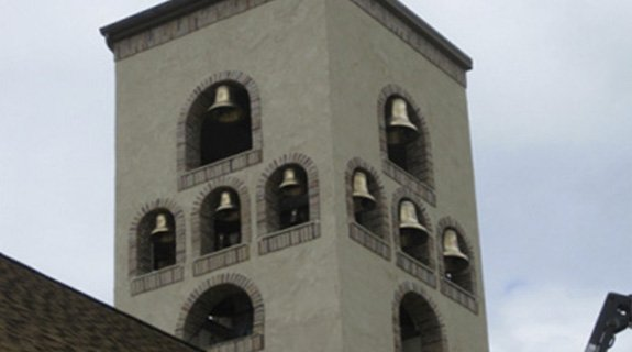 Glockenspiel Bell Restoration