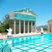 Bell Controller Project at Hearst Castle San Simeon California