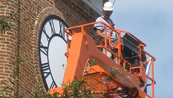 Tower Clock Repair Restoration Service