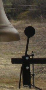 Electromagnetic Striker Designed for Swinging Bells