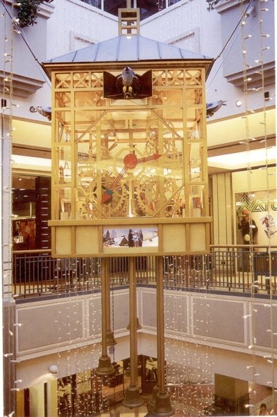 Belgium Wijnegem Shopping Mall