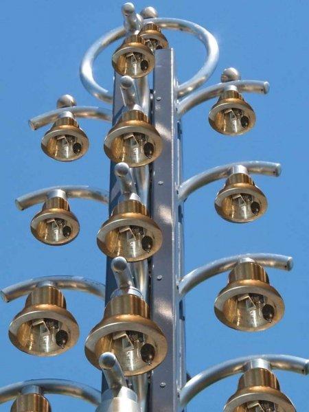 Gaillemont Bell Sculpture 03