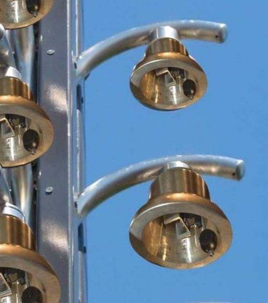 Gaillemont Bell Sculpture 02