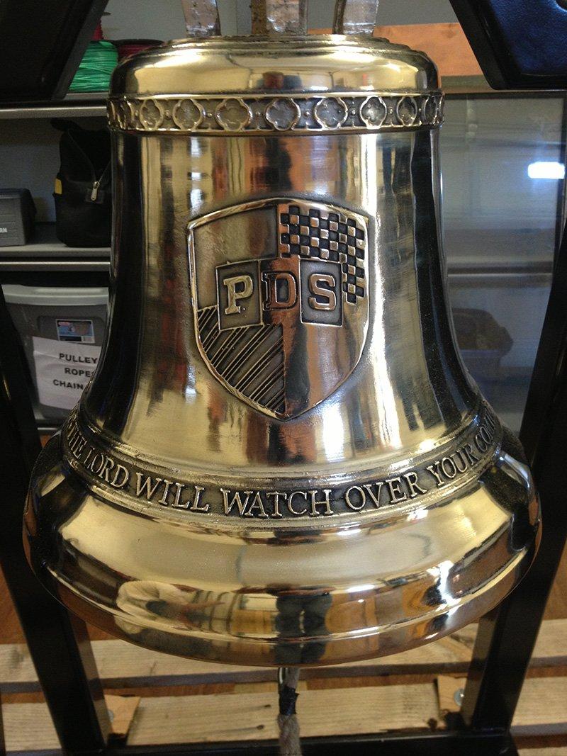 Presbyterian Day School Class Bell