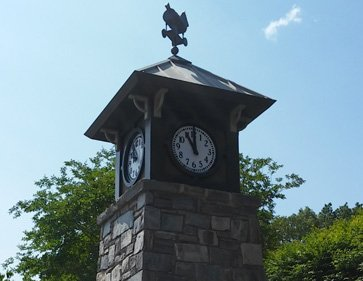 Clock Tower Restoration Service