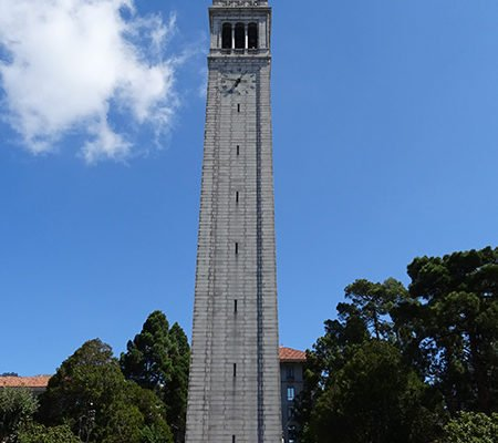 Carillon Bells Sather Tower University Belltower