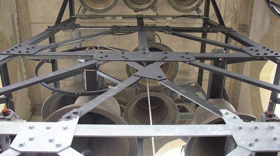 Bell Frame Restoration