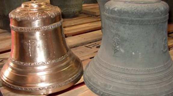 Cast Bronze Bell Restoration and Renovation