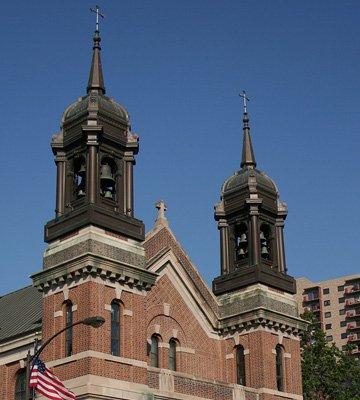 Church St Louis King France