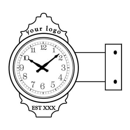Centurion Bracket Clock