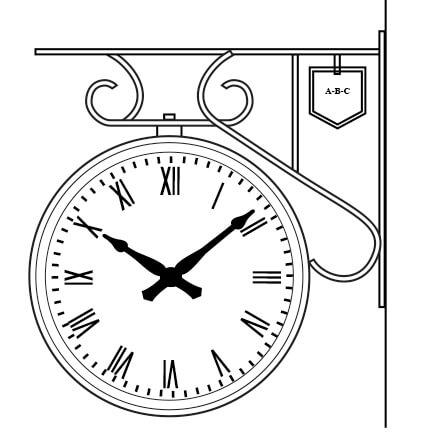 Harmony Bracket Clock